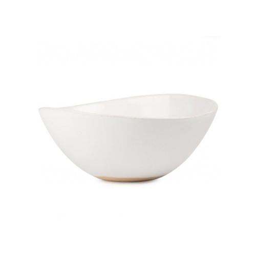 Mervyn Gers Bowl, White