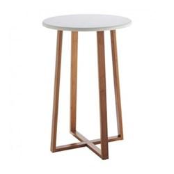 Tall side table D40 x H60cm