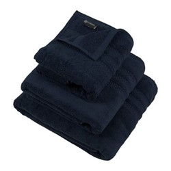 Egyptian Cotton Hand towel, W50 x L90cm, navy