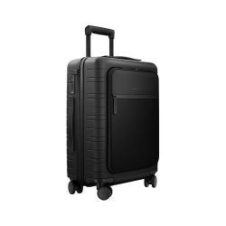 M5 Cabin suitcase, W40 x H55 x D20cm, Black