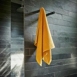 Brixton Pair of hand towels, 50 x 90cm, saffron