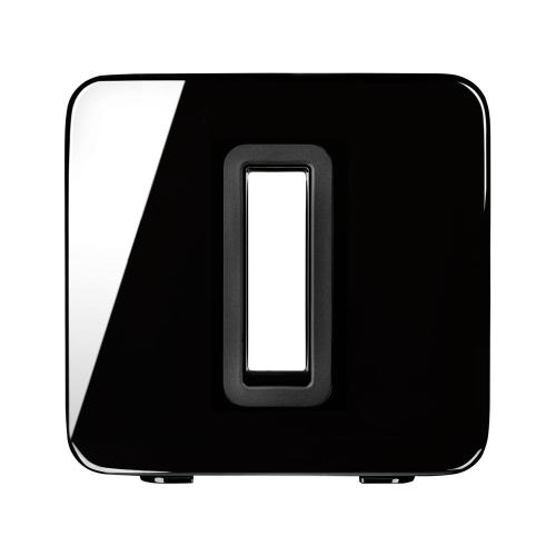 Wireless subwoofer, Black