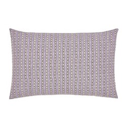 Twilight Garden Standard pillowcase, L48 x W74cm, lavender