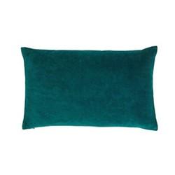 Jaipur Cushion, 30 x 50cm, peacock