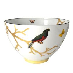 Aux Oiseaux Deep salad bowl, 27cm