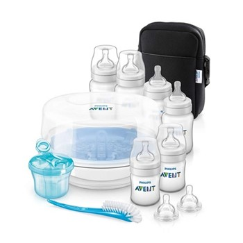 Classic+ Bottle feeding essential set