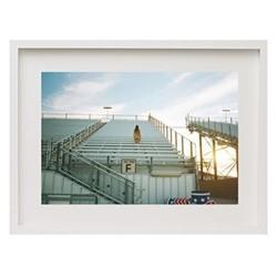House of Ghosts by Magdalena Wosinska Framed fine art photographic print, 99 x 138 x 3.3cm, white frame