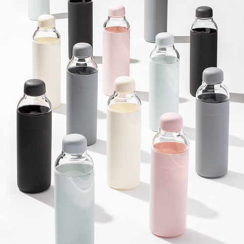Porter Water bottle, 570ml, Slate