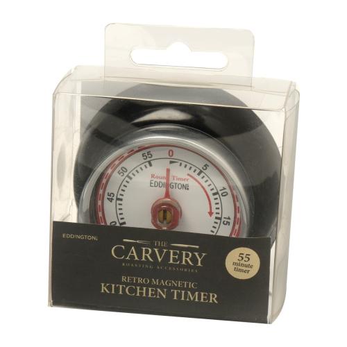 Retro magnetic timer