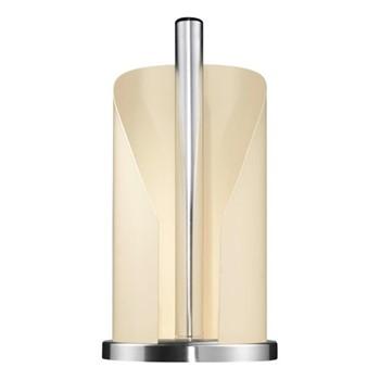 Paper roll holder, H30 x W15 x D15cm, almond