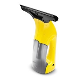WV1 Window vacuum cleaner, H32 x W28 x D12cm, yellow & black