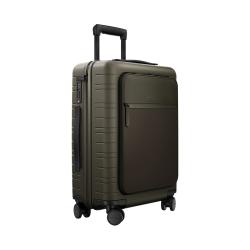 M5 Cabin suitcase, W40 x H55 x D20cm, Dark Olive