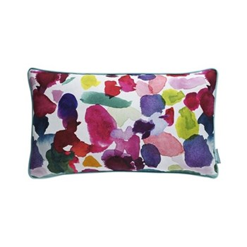 Abstract Bedding cushion