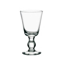 Bocage Set of 6 wine glasses, 20cl, clear
