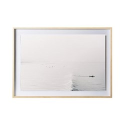 Framed photographic print 59.4 x 39.6cm