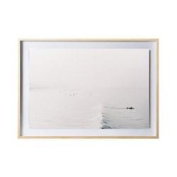 Framed photographic print  59.4 x 39.6cm
