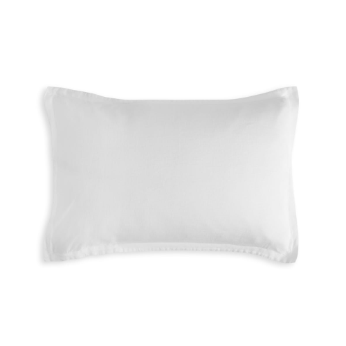 Housewife pillowcase, 50 x 75cm, White