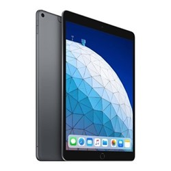 "2019 iPad Air, Wi-Fi + Cellular, 64GB, 10.5"", space grey"