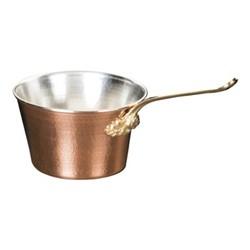 Historia Polenta pot, Dia 22cm, copper