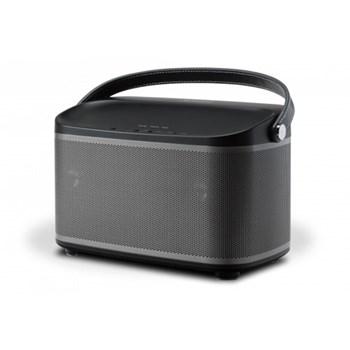 R-Line R1 Wireless stereo speaker, H16 x W24 x D11.5cm, black