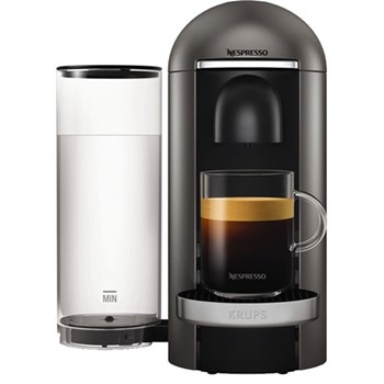 Vertuo Plus - XN900T40 Coffee machine by Krups, Capacity - 1.7 Litres, titanium