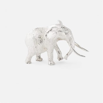 The Highland Safari Collection Small figurine, L9 x W4 x H6cm, elephant bull