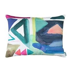 St Ives Cushion, 61 x 45cm, multi