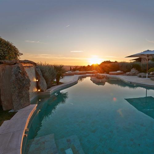 Gift Voucher towards one night at The Petra Segreta Resort & Spa, Sardinia
