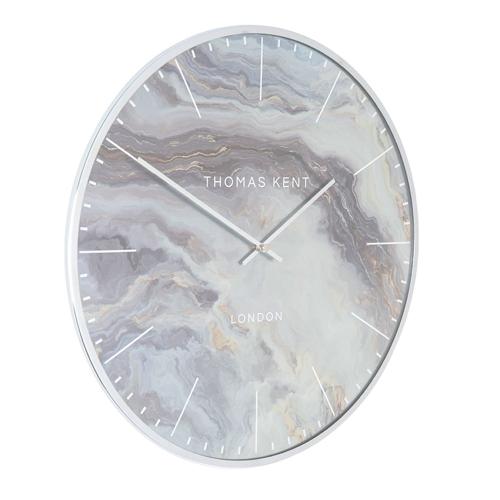 Oyster Wall clock, Dia66cm, Glacier