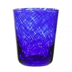 Studio - Vanessa Old fashioned tumbler, 10.5cm - 275ml, sicilian blue