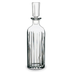 Harmonie Whisky decanter round, 0.75 litre
