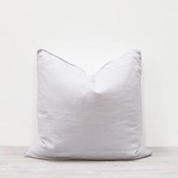 Lisbon Cushion, 50 x 50cm, silver grey