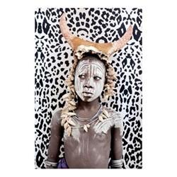 African Boy by Matilda Temperly Fine art photographic print, H42 x W28cm