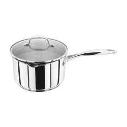 7000 Draining Saucepan, 14cm, stainless steel