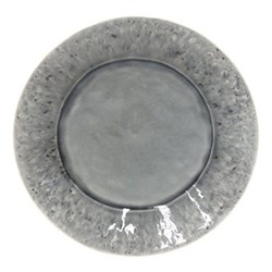 Madeira Set of 6 dinner plates, 27cm, grey