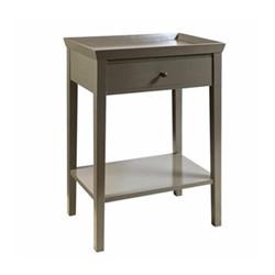 Side table W60 x D41 x H77cm