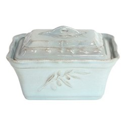 Alentejo Rectangular casserole, 1.86 litre, turquoise