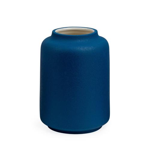 Trent Medium vase, H31 x W14cm, Blue