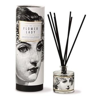 Flower Lady Luxury reed diffuser, H7.9 x Dia6.9cm
