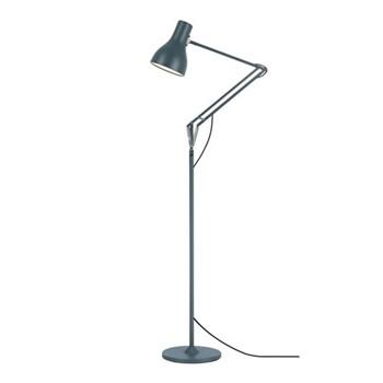 Type 75 Floor lamp, slate grey