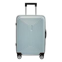 Neopulse Spinner suitcase, 55 x 40 x 20cm, metallic mint
