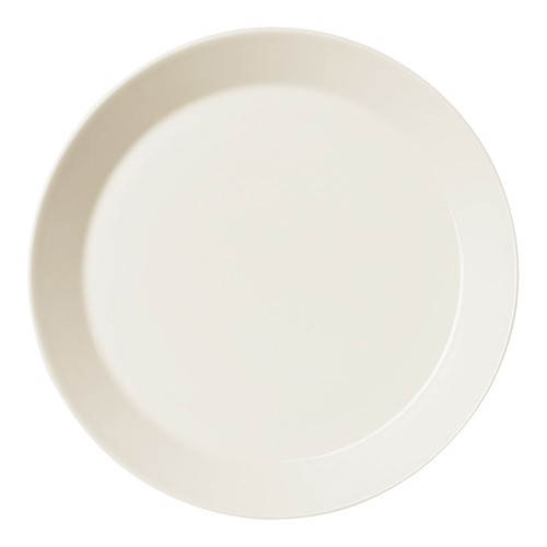 Teema Dinner plate, 26cm, White