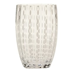 Perle Pair of tumblers, 32cl, clear