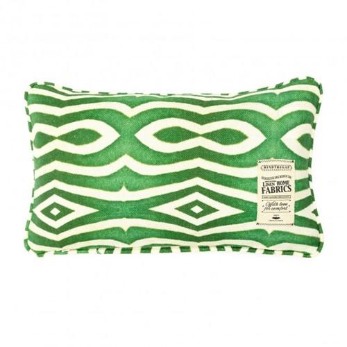 Riverside Rectangular cushion, L50 x W30cm, Multi