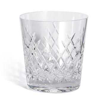 Barwell Rocks glass, clear