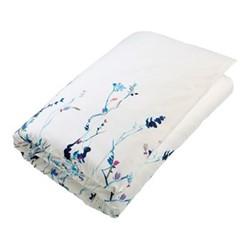 Enzo King size duvet and pillowcase set, blue