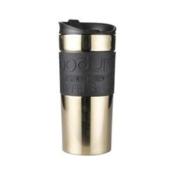 Travel Mug, 35cl, gold