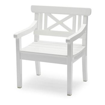 Drachmann Chair, W73 x D58 x H86cm, white