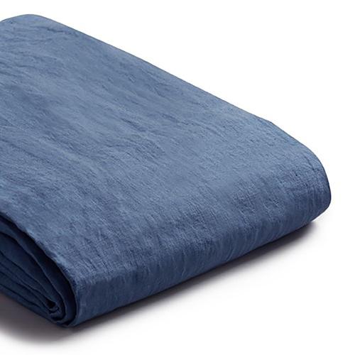 King duvet cover, 220 x 225cm, Blueberry