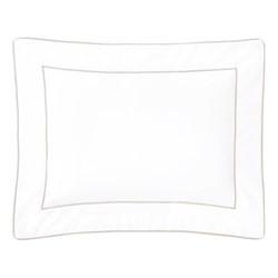 Flandre Pillowcase, 50 x 75cm, pierre